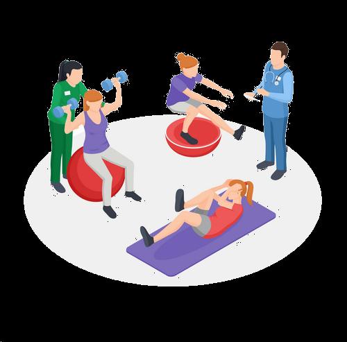 ML rehab vježbe